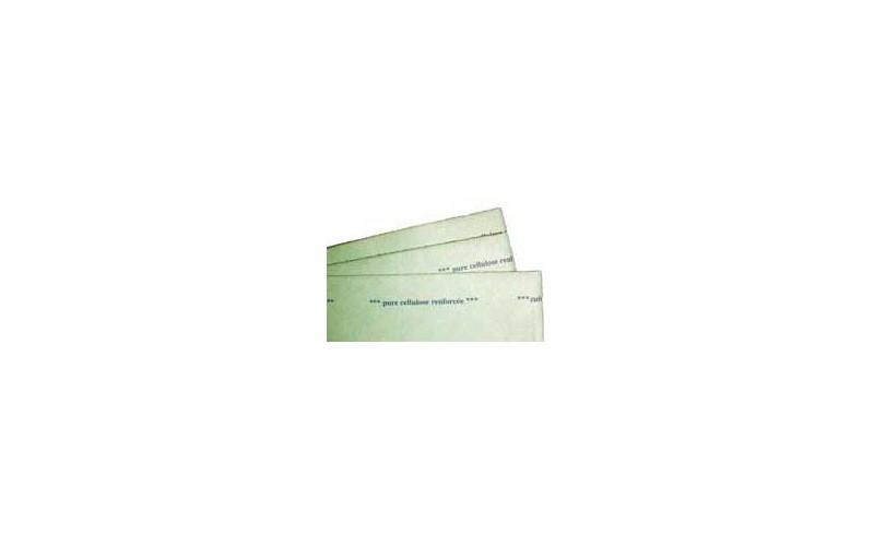 Aufnehmer Dick Cellulose 60x70 - Grün
