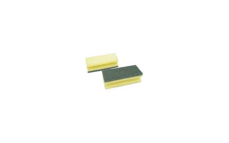 Schuurspons handgreep - 10x7 cm