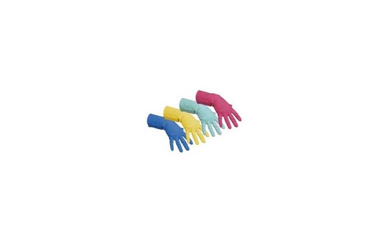 Handschoen Vileda Multipurpose Geel - S