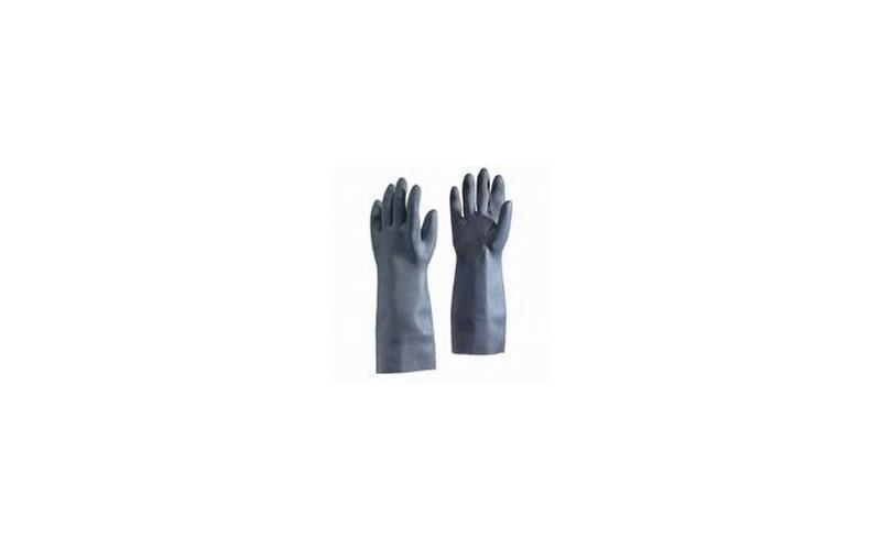Handschoen Industriel zwart - M