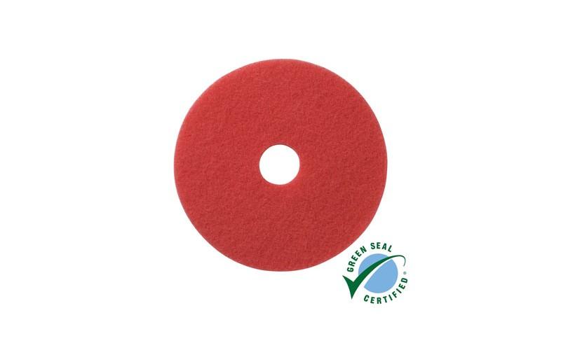 """Americo Pad 10"""" - Rouge - 5 pièces"""