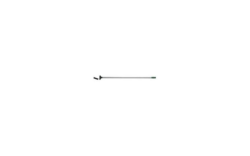 Schraper + alusteel 1,20 m - licht werk