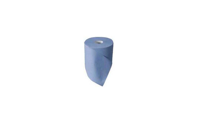Rollen 36,5x35cm 3 laags 350m blauw