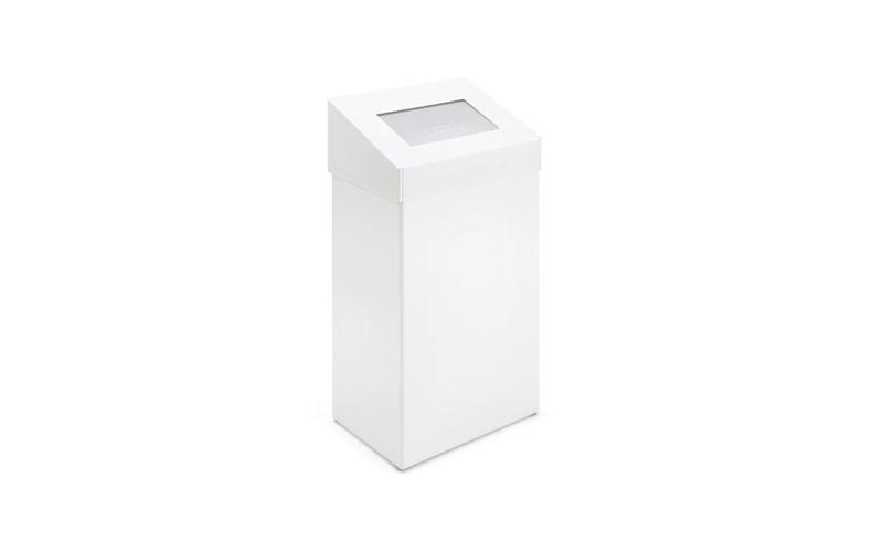 Abfallbehälter mit Pushdeckel 50 Liter