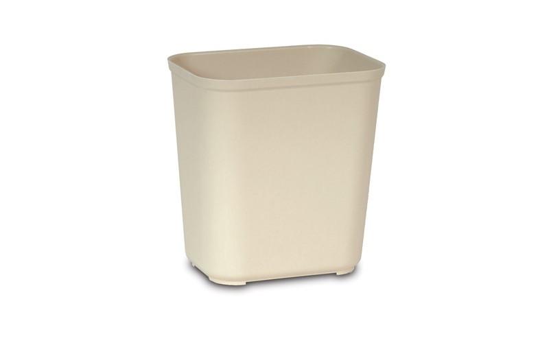 Feuerfester Papierkorb 26,5 Liter, Rubbermaid