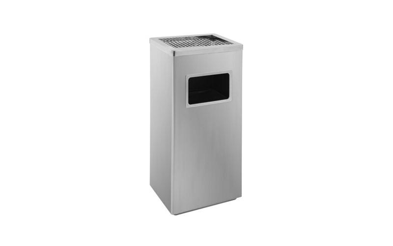Ascher-Papierkorb - 14,5 Liter