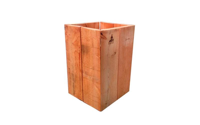 DropPit - Sockel aus lerchenholz