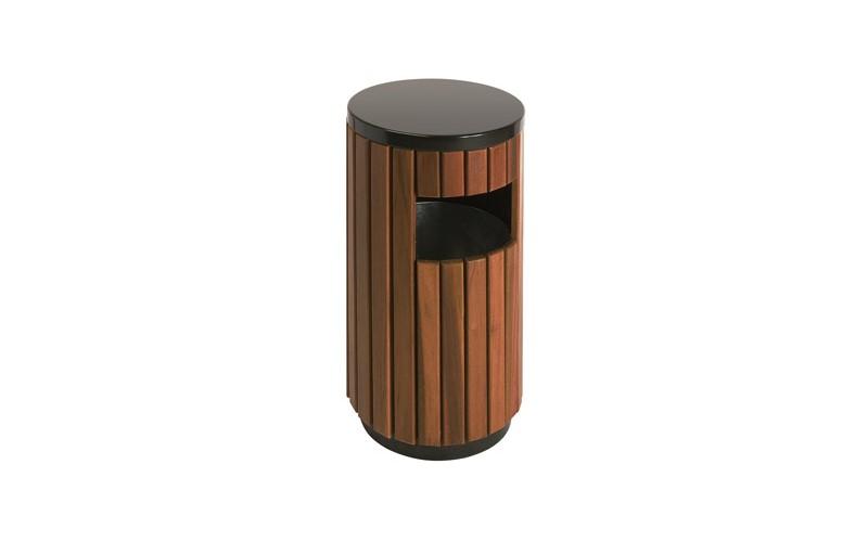 Abfalbehälter für draußen 33 Liter, EKO