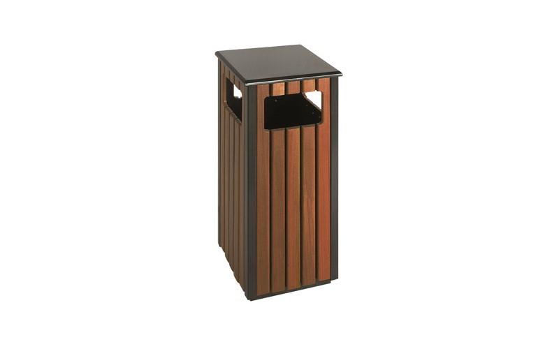 Abfalbehälter für draußen 36 Liter, EKO