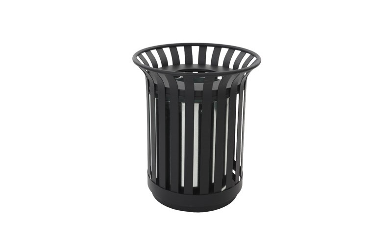Abfalbehälter für draußen 69 Liter