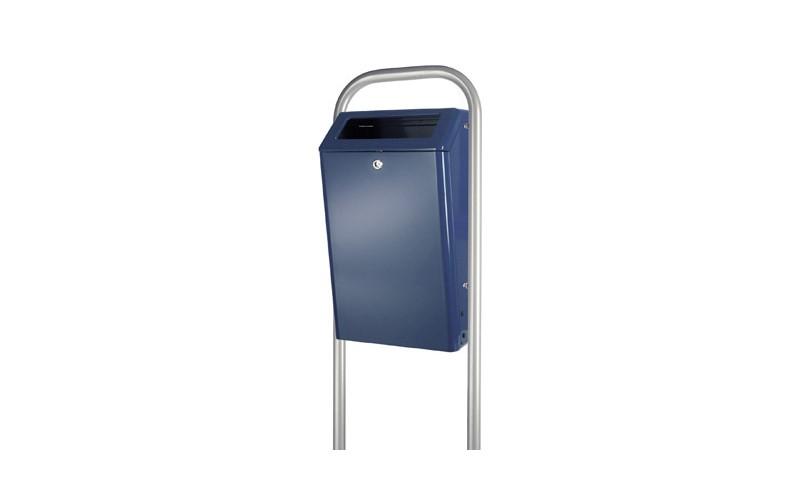 Abfalbehälter für draußen 50 Liter