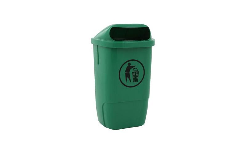 Außenbehälter aus Kunststoff - 50 Liter