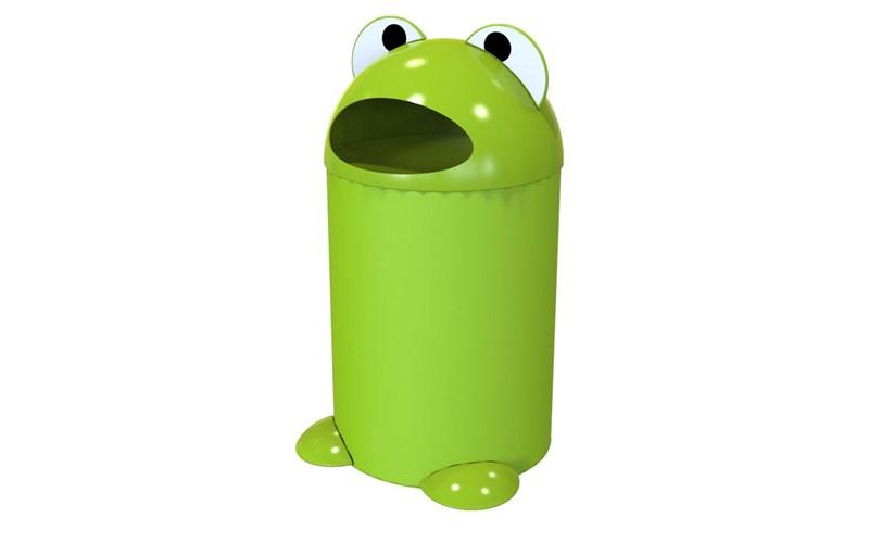 Abfallsammler Frosch Buddy 75 Liter