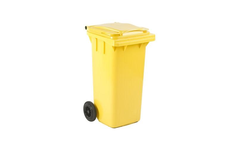 Mini Container 120 Liter - Gelb