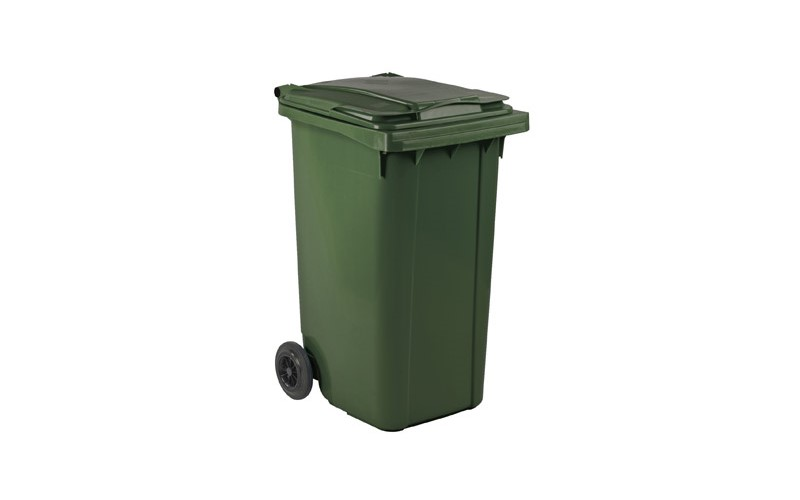 Mini-container 240 ltr - Groen