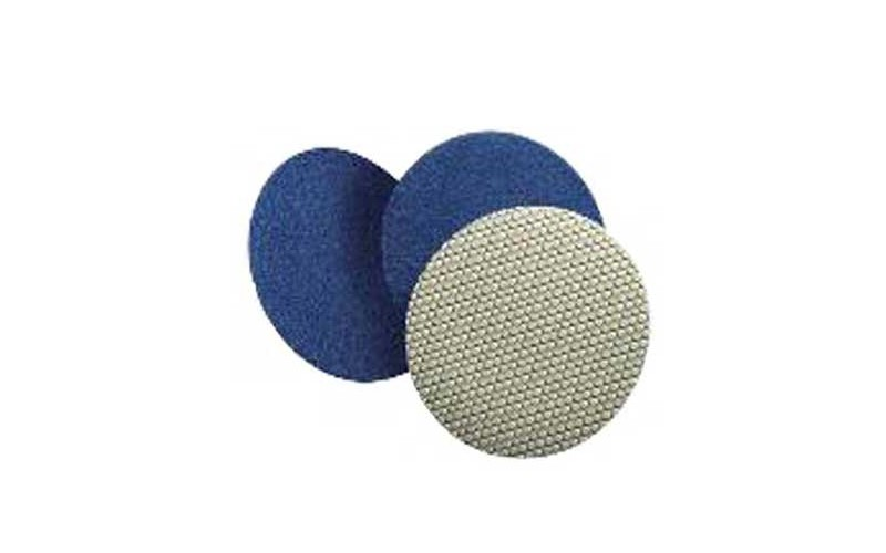 Trizact diamond pad 125 mm - Blauw