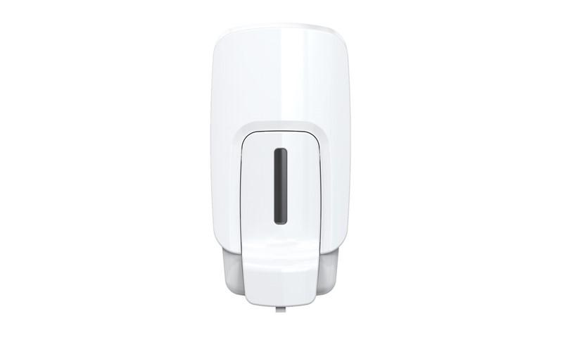 Handzeepdispenser Fooom manuel 1 L - Wit