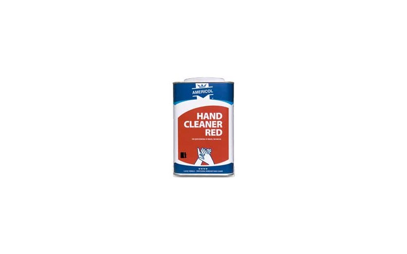 Hand Cleaner Rot - 4,5 L