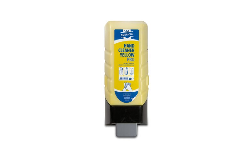 Hand Cleaner Yellow PRO - 4 x 4 L