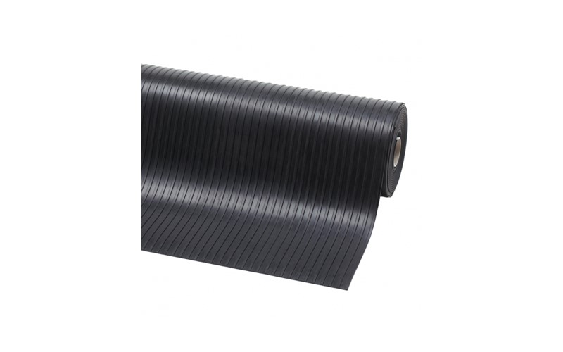Geribde rubbermat Rib'n'Roll 3 mm - 100 cm x 10 m