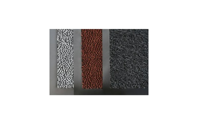 Fussmatte High Density - Anthrazit - 90 x 150 cm