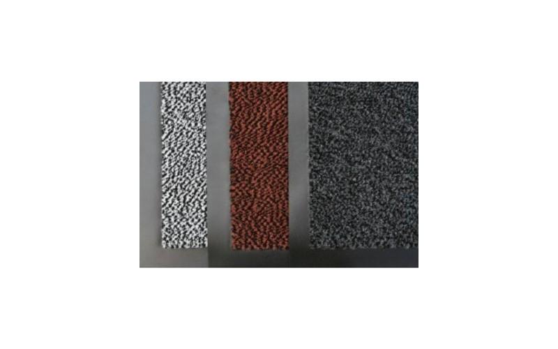 Fussmatte High Density - Grau - 90 x 150 cm