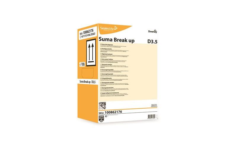 SUMA Break Up D3.5 S/Pack - 10 L