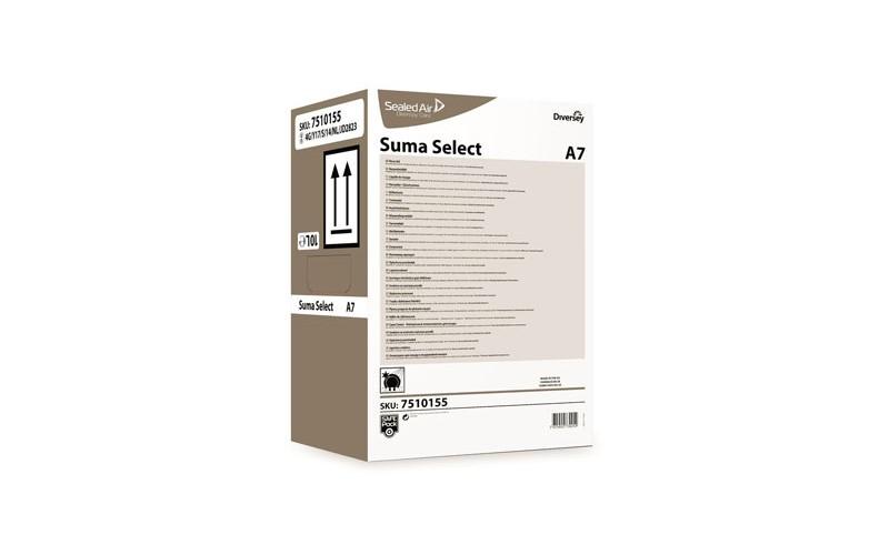 SUMA Select A7 S/Pack - 10 L