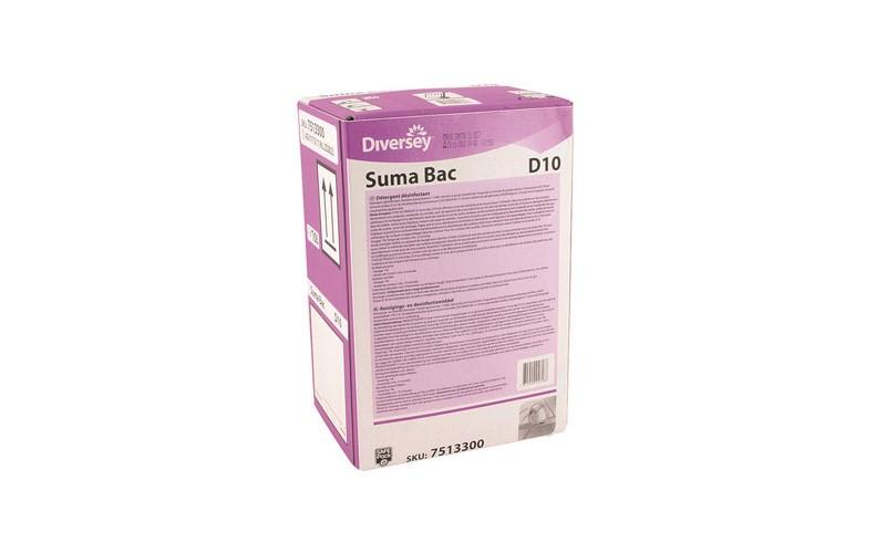 SUMA Bac D10 - Safepack 10 L