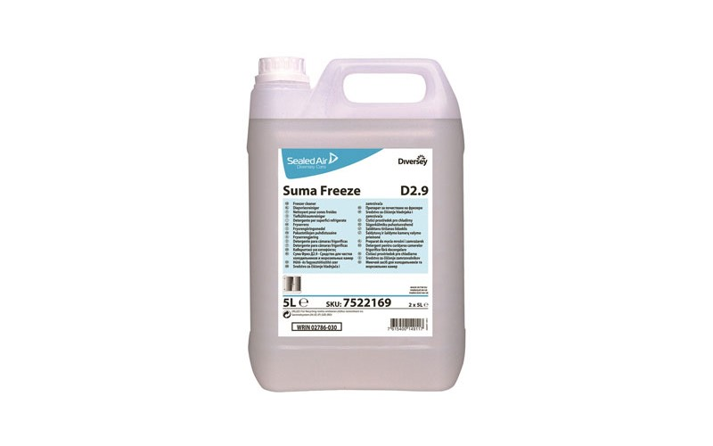 SUMA Freeze D2.9 - 2 x 5 L
