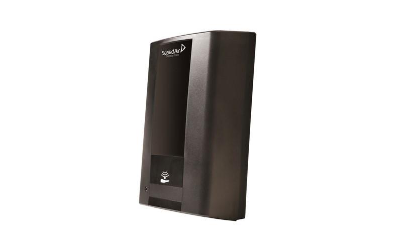 IntelliCare Dispenser Hybride - Schwarz