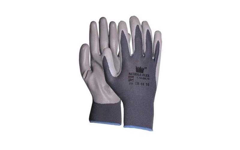 Handschuhe Foam-Flex Nitryl - 9/L