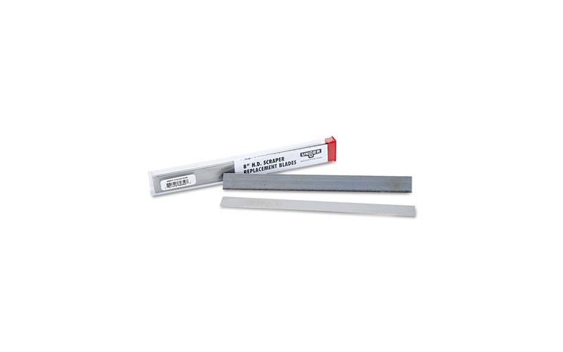Schaberklingen 0,9mm x 20 cm - 10 Stück