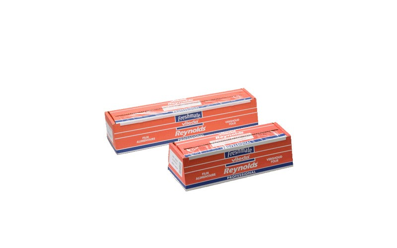 Reynolds Film PVC Standardbox - 30 cm x 300 m - 8 My
