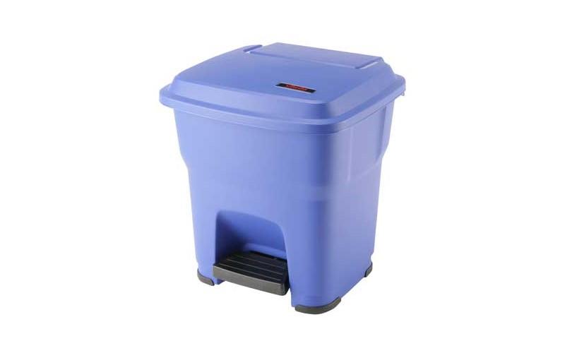 Vileda HERA pedaalemmer - 35 L - Blauw