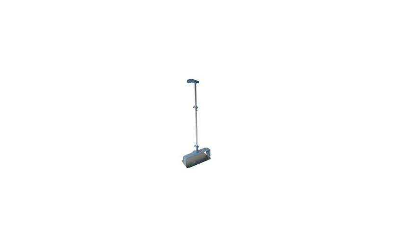 Open Lobby Dustpan metal plate