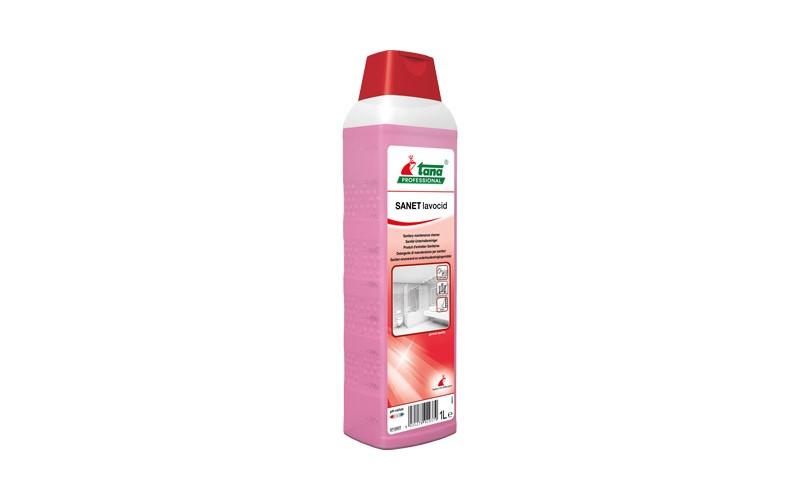SANET lavocid Sanitärreiniger - 1 L