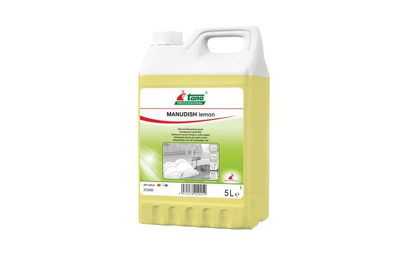 MANUDISH Lemon Handspüllmittel - 5 L