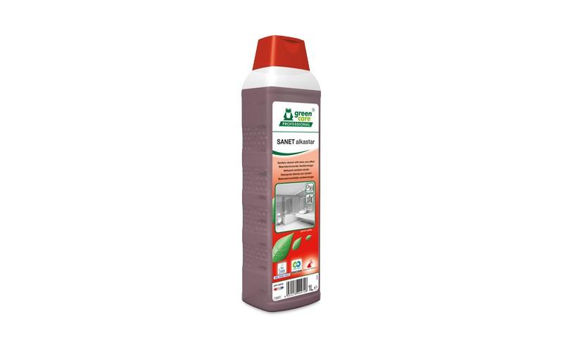 SANET Alkastar Sanitärreiniger- 1 L