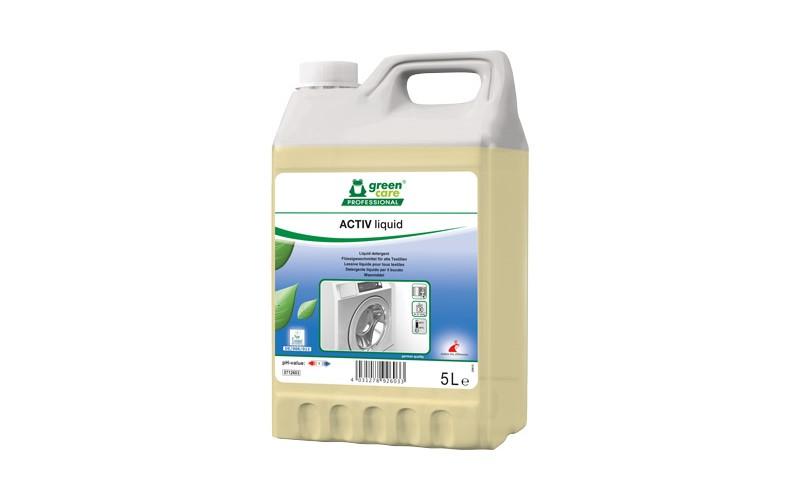 ACTIV liquid - Hochkonz. flüssiges Waschmittel - 5 L