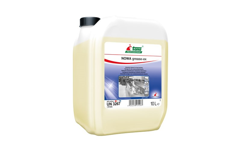 NOWA grease-ex Industrieller Entfetter - 10 L