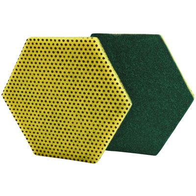Scotch-Brite 96HEX Dual Purpose Pad